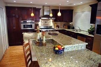 A Guide on Selecting the Right Granite Worktop Colour for Your Kitchen - HenderstoneLTD | Homes & Worktops | Scoop.it