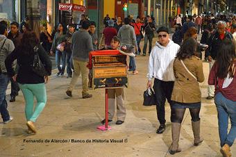 Banco de Historia Visual ©: Múisca callejera.   Banco de Historia Visual   Scoop.it