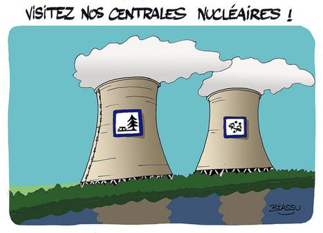 """LYon-Actualités.fr: Faut-t-il créer une """"légion"""" pour sécuriser les centrales nucléaires ?   LYFtv - Lyon   Scoop.it"""