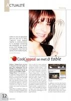 interview dans le magazine Proform | Communication - Marketing | Scoop.it