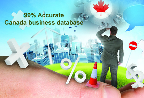 Choosing the right Canada business database | General News | Scoop.it