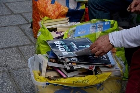 Racheter les livres dont personne ne veut pour leur donner une seconde vie à l'étranger | EFFICYCLE | Scoop.it