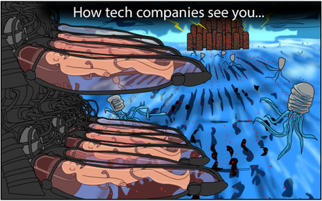 How Do Tech Corporations See You? [SUNDAY COMICS] | MobileandSocial | Scoop.it