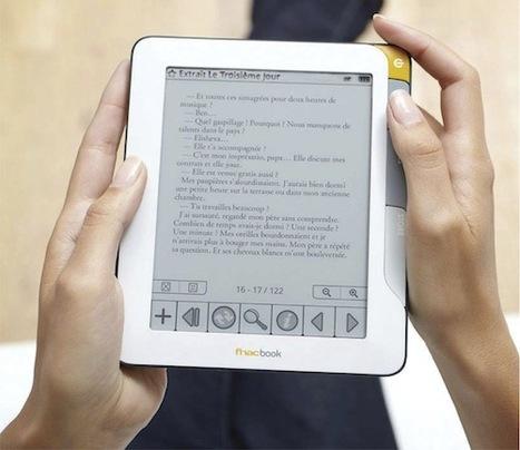 8% des Français ont déjà lu un e-book | WebActus | L'édition numérique pour les pros | Scoop.it