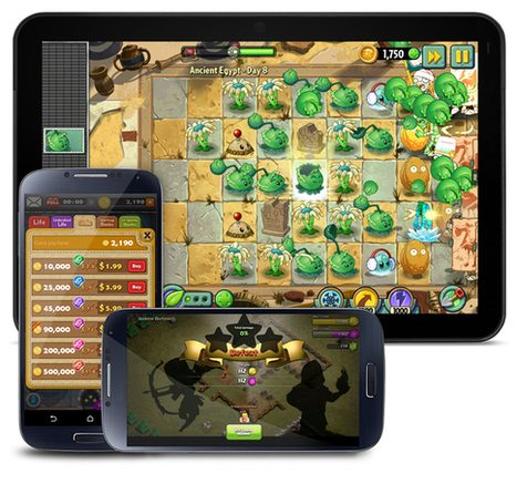 The Fascinating Psychology Behind Free-To-Play Mobile App Games | Mobile internet trends | Scoop.it