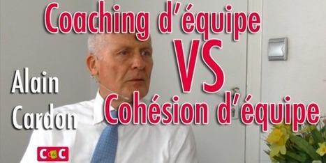 Alain Cardon – La cohésion d'équipe VS Coaching d'équipe — Confidences de Coach - #Motivation #leadership #Eveildepotentiel | Management or not management, that is the question | Scoop.it