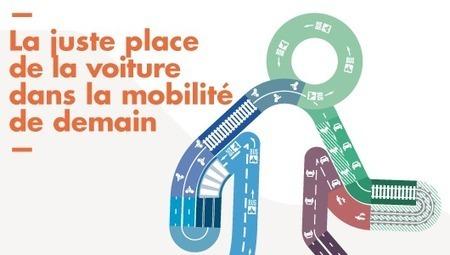 La juste place de la voiture dans la mobilité de demain | Transport & territoires | Scoop.it