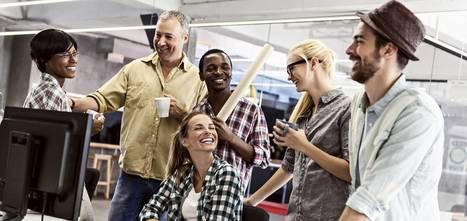 Bonheur au travail : préférez les entreprises qui agissent plutôt que celles qui mesurent | Managile | Scoop.it