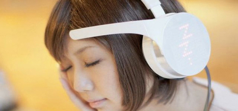 In Japan, headphones detect user's mood and play music accordingly | The Shape of Music to Come | Scoop.it