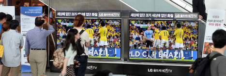 Samsung, LG Suffering from Delay in Ultra HD Broadcasting Standardization - BusinessKorea | MET media engineering transformation | Scoop.it