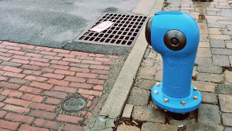 The Fire Hydrant Gets Its First Major Redesign In 100 Years | Design | Scoop.it