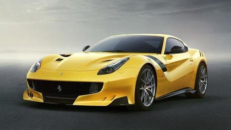 Ferrari F12 «tdf», une berlinette radicale   Luxe & Luxury   Scoop.it