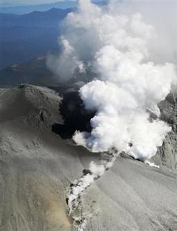New tremors raise concern at Japan's Mount Ontake | Sustain Our Earth | Scoop.it