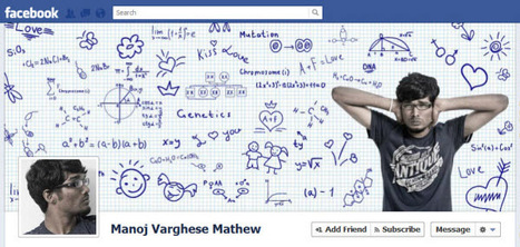 Facebook Timeline Cover: 40 (Really) Creative Examples | A Collection of Random Things I've Found On The Internet | Scoop.it