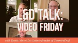 Learning Video Lessons from CommonCraft Founder Lee Lefever | Visioni digitali & Formazione | Scoop.it