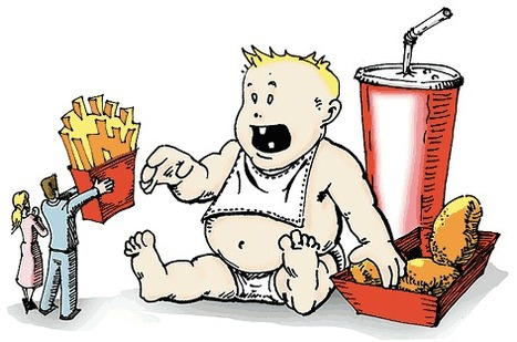 """""""Fight the Obesity Epidemic"""" TV advertising 