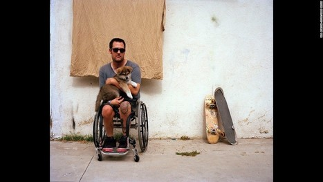 Photographers explore relationship between dogs, owners | animals and prosocial capacities | Scoop.it
