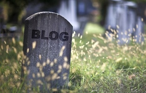 7 Ways to Rejuvenate Your Dead Blog | Network Marketing Training | Scoop.it