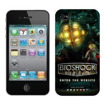 Bioshock iPhone 4, 4S, 5 protective case | Apple iPhone and iPad news | Scoop.it