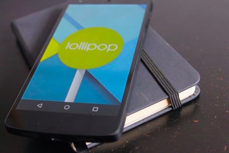 ¿Funciona Android Lollipop mejor que KitKat? | Educacion, ecologia y TIC | Scoop.it