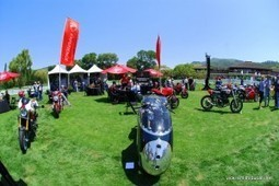 Ducati Monsters On The Green at The Quail Motorcycle Gathering | Ducati.net | Ductalk Ducati News | Scoop.it