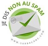 Label « Je dis non au spam » de Sarbacane | antispam | Scoop.it