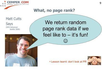 Page Rank Myths in Linkbuilding | TEFL & Ed Tech | Scoop.it