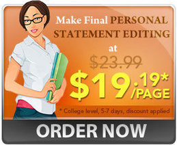 Professional Personal Statement Editing Service | personal statement editing service | Scoop.it