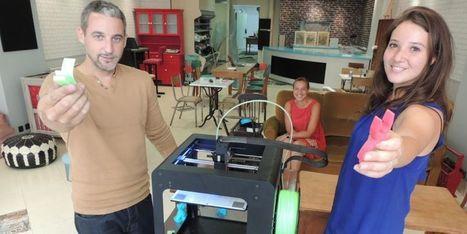 Le premier café 3D de France ouvre à Nice - metronews | Innovation TIC | Scoop.it