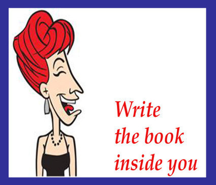 How to become a writer | tips on releasing the book inside you | Author news | Scoop.it