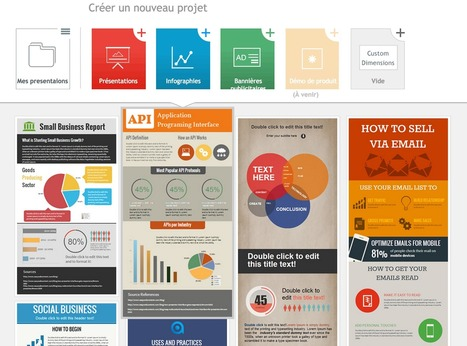 5 outils pour créer vos propres infographies | Social media and Influence in Pharma | Scoop.it