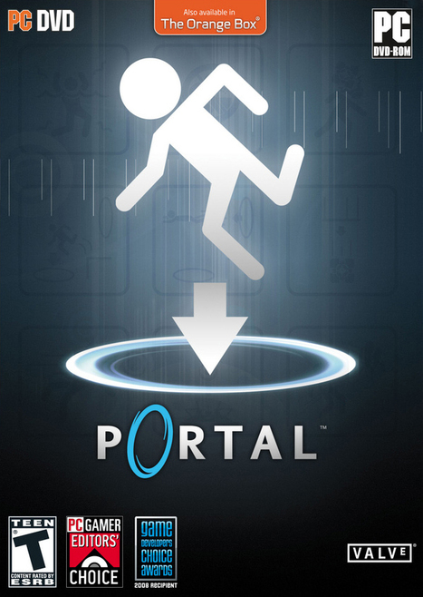 Valve's 'Portal' Educates and Inspires | Curious Minds | Scoop.it