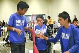 Students compete in annual Math Superbowl | Math 4 CT - Resources for Parents and Educators | Scoop.it