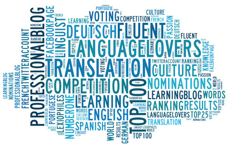 Top 100 Language Lovers 2013 – Nominate your favourite now!   Interpreting&Translation   Scoop.it
