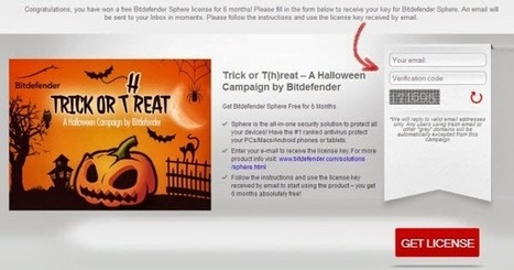 [Giveaway] Bitdefender Sphere - Free 6 months | Free license for you | Hot discount coupon code | Scoop.it