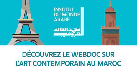 Webdoc sur l'art contemporain au Maroc | Remue-méninges FLE | Scoop.it