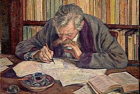 Les petits rituels des romanciers | Profencampagne - Le blog education et autres... | Scoop.it
