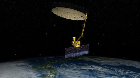 NASA satellite launched to measure soil moisture   Ag app   Scoop.it