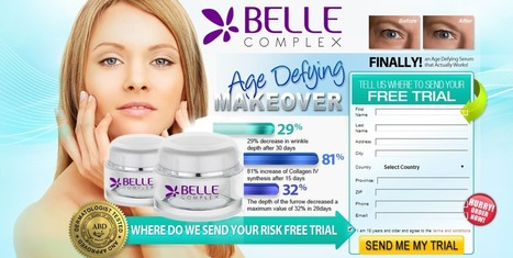 Belle Complex Review – An Ideal Age Defying Makeover To Look Younger! | Get youthful And Glowing Skin | Scoop.it