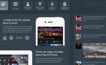 Las 10 mejores aplicaciones de turismo | Marketing Online, Turism and Fun Business | Scoop.it