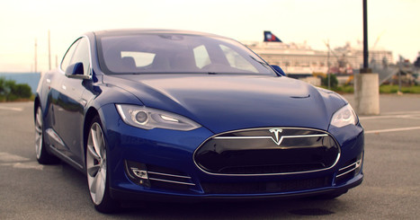 "Tesla's Summon Feature Is Like Knight Rider. Kinda | L'impresa ""mobile"" 