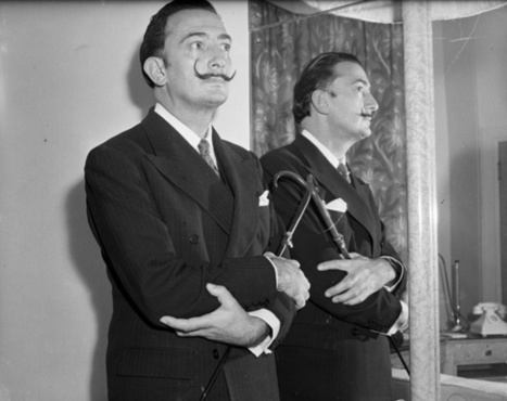 The Time Salvador Dali Worked for Walt Disney | Organic Pathos | Scoop.it