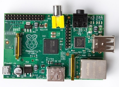 Raspberry Pi Model B+ unveiled, comes with microSD card and USB 2 ports - Tech Times | Raspberry Pi | Scoop.it