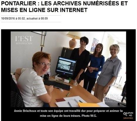 AC de Pontarlier (25300) : la presse océrisée en ligne | Au hasard | Scoop.it