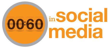 Cosa accade sui Social Media ogni 60 secondi [Infografica]     Social Media (network, technology, blog, community, virtual reality, etc...)   Scoop.it