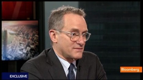 Oaktree's Marks on Twitter, U.S. Growth, Corporates: Video   Hedge Funds   Scoop.it