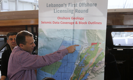 Political Disputes Delay Lebanon's Gas Projects - Al-Monitor | SecureOil | Scoop.it