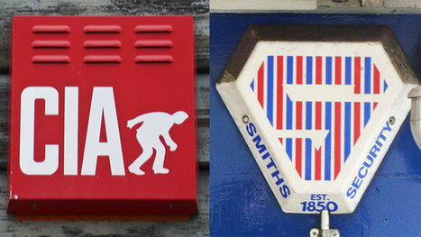 Britain's Colourful Burglar Alarms Are Oddly Mesmerising - Gizmodo Australia | home security | Scoop.it