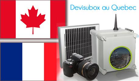 Devisubox au Quebec – Projet d'implantation ! | Camera HD de suivi de chantier - Temps réel et Time lapse | Scoop.it