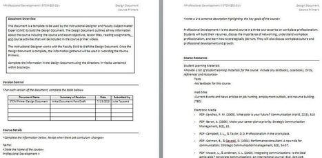 Instructional Design Document   EdTech and Instructional Design   Scoop.it